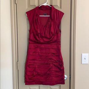 Express Dress - Red